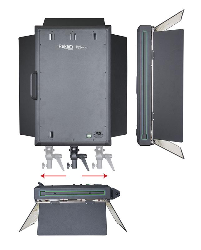 Комплект Rekam DayLight FL-54 Kit