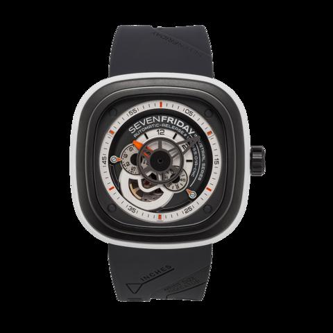 Купить Наручные часы SEVENFRIDAY P3-03 Industrial Engines по доступной цене