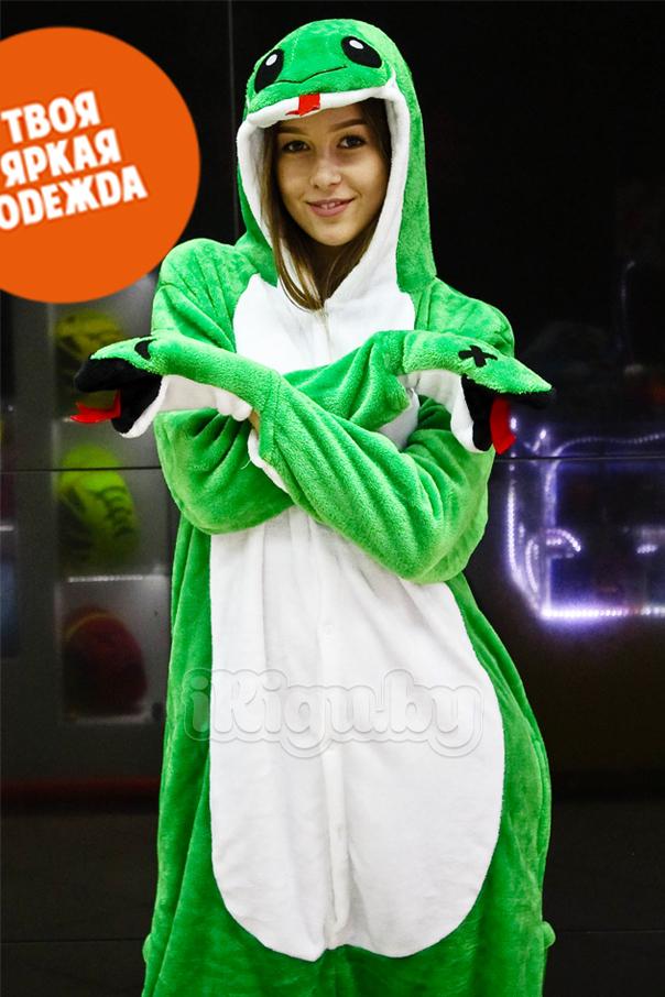 Пижамы кигуруми Змея змея_2.jpg