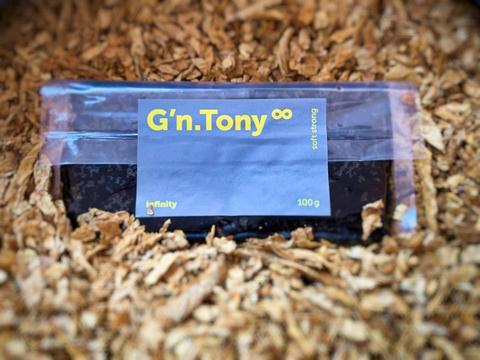 Табак Infinity 100 г Gn. Tony