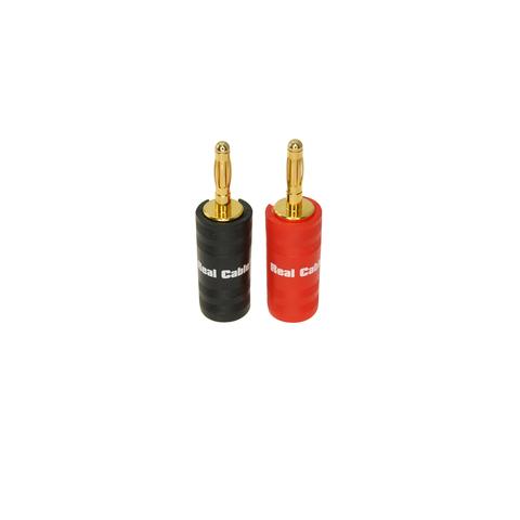 Real Cable B6932-2C/4pcs, разъёмы акустические
