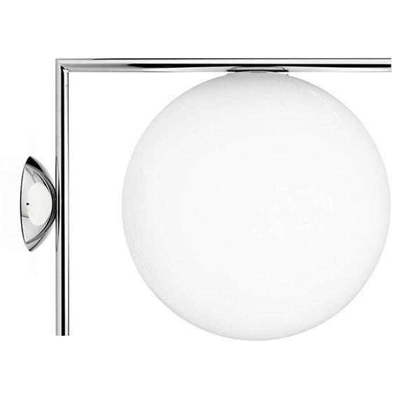 ic lighting flos wall 2 chrome