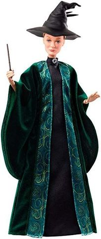 Кукла Минерва Макгонагалл (Minerva McGonagall) - Harry Potter, Mattel