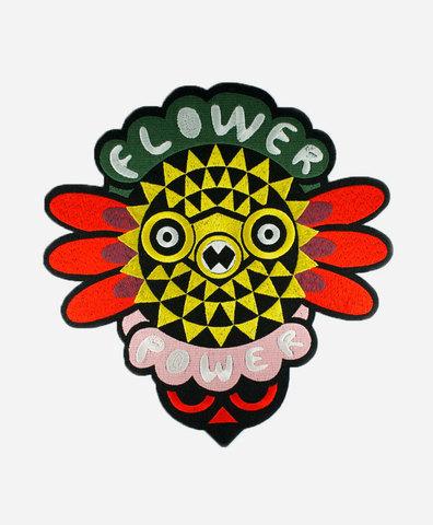 Нашивка Flower power