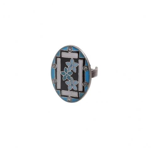 Кольцо Clara Bijoux K75806 BL