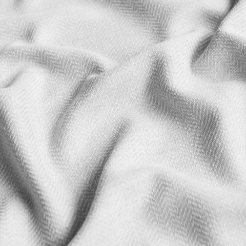 Ткань под лен Белла белый