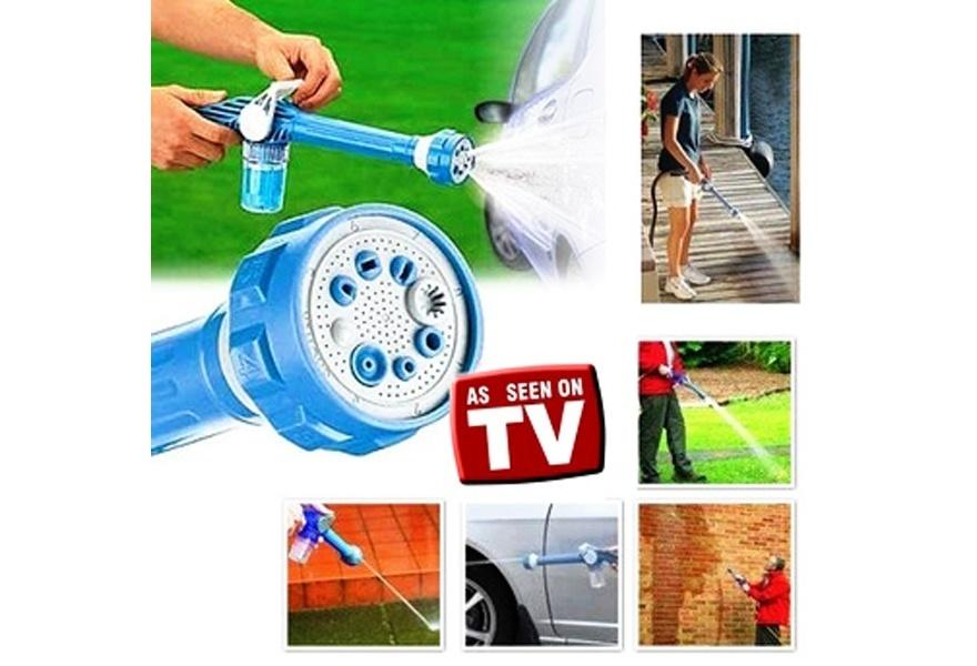 Товары для дома Ручной распылитель воды Ez Jet Water Cannon (8 видов струй) hfcgskbntkm.jpg