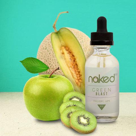 Naked 100 - Green Blast 60ml