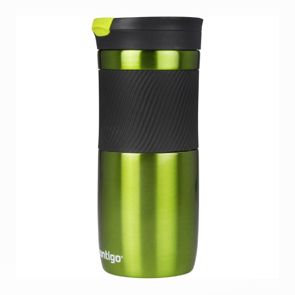 Термокружка Contigo Byron (0.47 литра) зеленая