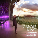 Carole King / Tapestry: Live At Hyde Park (Blu-ray+CD)