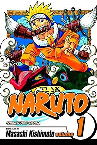 Kitab Naruto, Vol. 1: Uzumaki Naruto | Masashi Kishimoto