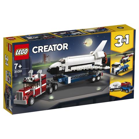 LEGO Creator: Транспортировщик шаттлов 31091 — Shuttle Transporter — Лего Креатор Создатель