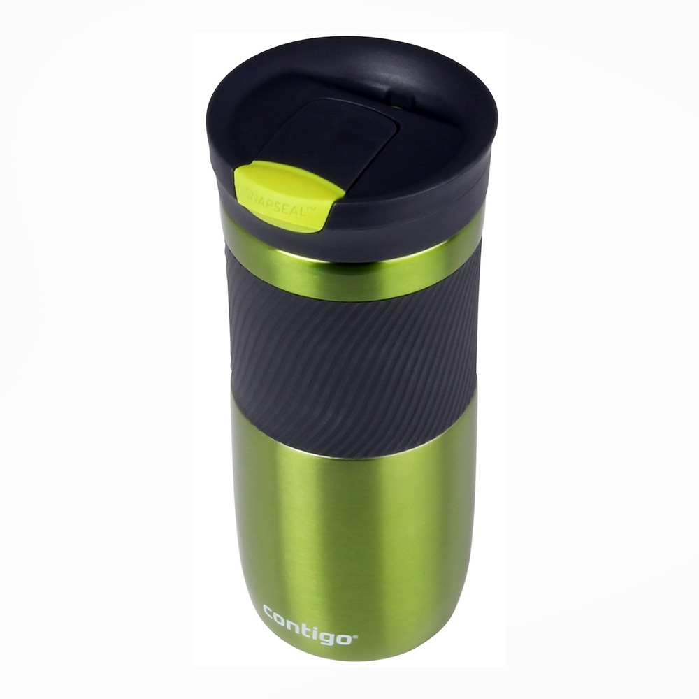 Термокружка Contigo Byron (0,47 литра) зеленая