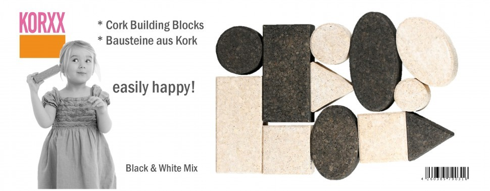 Black & White Mix - KORXX