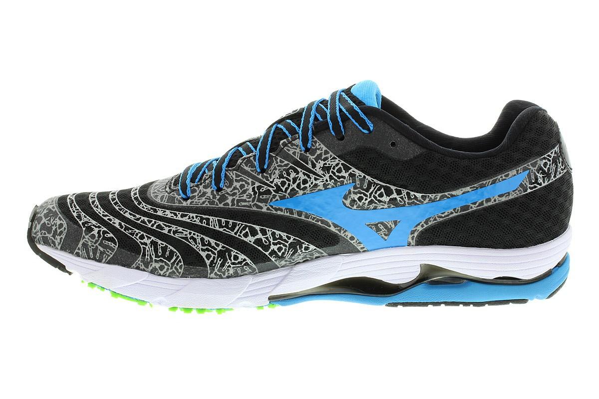Мужские кроссовки для бега Mizuno Wave Sayonara 2 (J1GC1430 24) серые