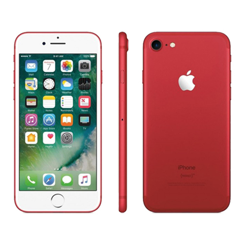 Apple iPhone 7 128GB Red - Красный