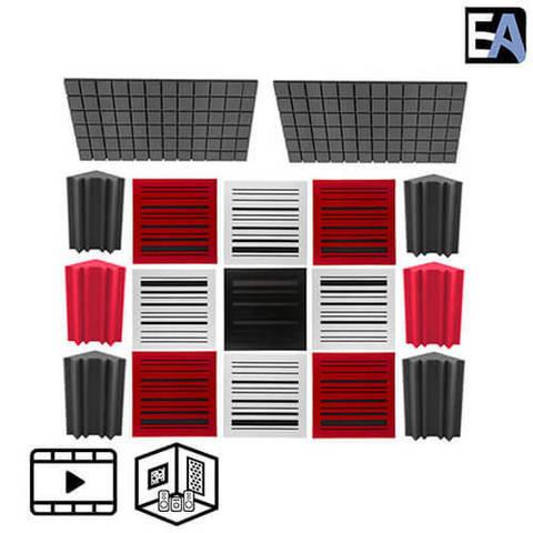 Дизайн-набор Barcode Tricolor