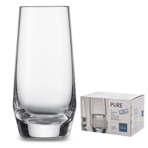 Набор стопок для водки 94 мл Pure, артикул 112 843-6, производитель - Schott Zwiesel