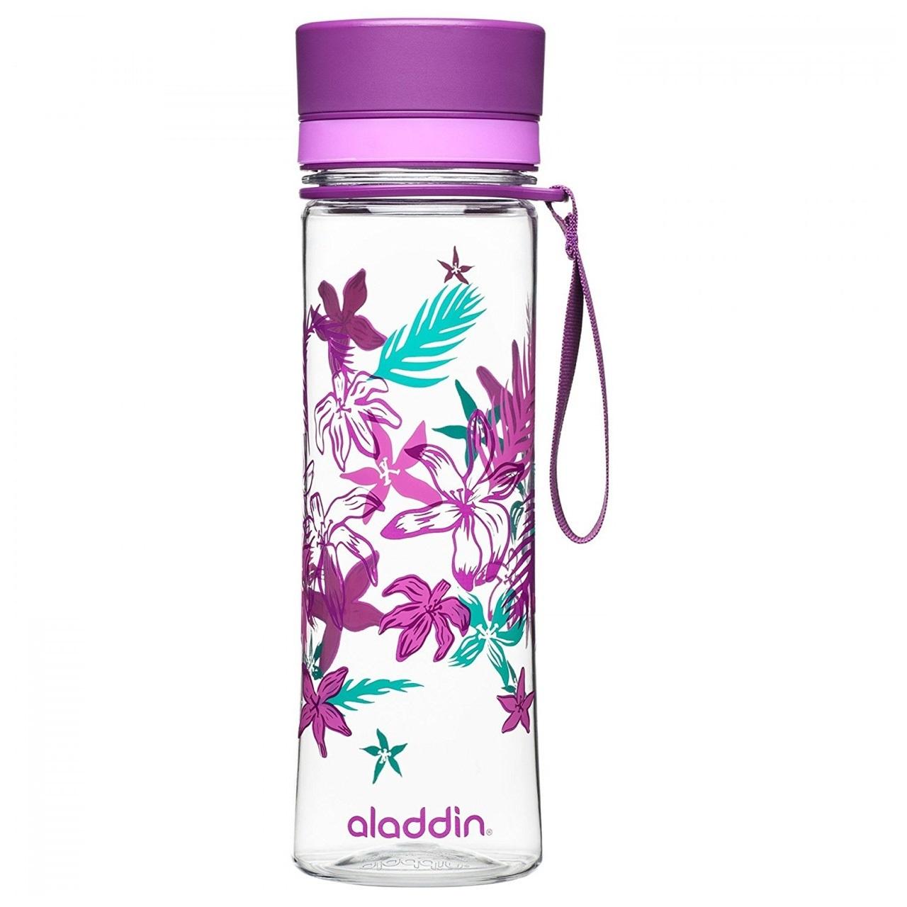 Бутылка для воды Aladdin Aveo 0.6L фиолетовая