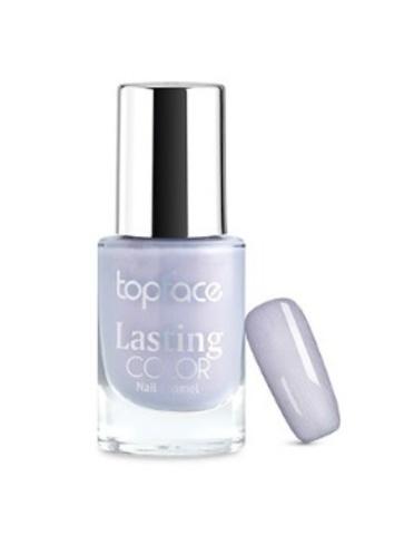 Topface Лак для ногтей Lasting color тон 08, сиреневый хамелеон - PT104 (9мл)