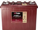 Тяговый аккумулятор Trojan J150+ ( 12V 150Ah / 12В 150Ач ) - фотография