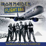 Iron Maiden / Flight 666 - The Original Soundtrack (2CD)