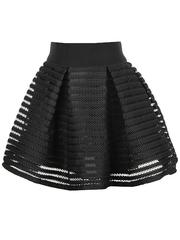 2224-1 юбка детская, черная