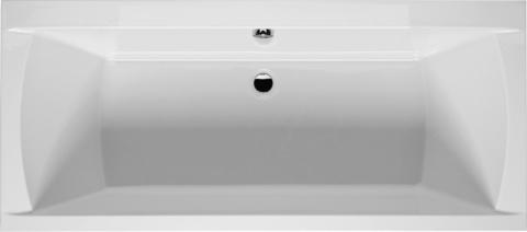 Акриловая ванна Riho JULIA 190х90