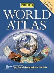Philip's World Atlas : Paperback