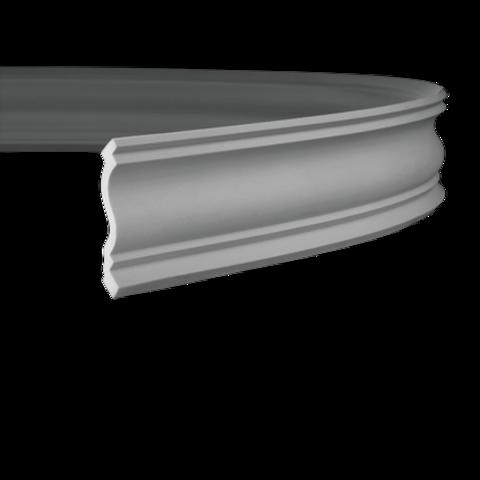 Гибкий карниз Европласт из полиуретана 1.50.126, интернет магазин Волео