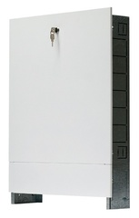 Шкаф коллекторный Stout ШРВ-1 4-5 выходов (встроенный)