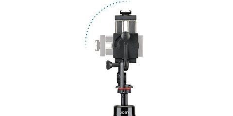 Штатив Joby GripTight PRO TelePod положения сбоку