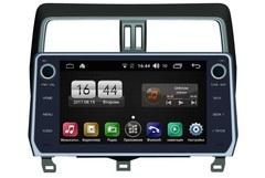 Штатная магнитола FarCar s170 для Toyota Prado 150 17+ на Android (L1053)