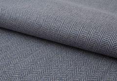 Рогожка Ecotweed grey blue (Экотвид грей блу)