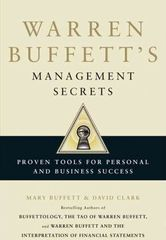 Warren Buffett's Management Secrets : Proven Tools for Personal and Business Success
