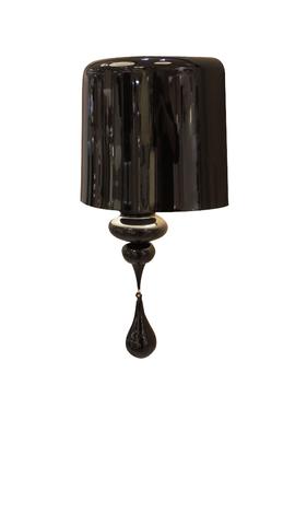 replica   Eva A1 wall lamp (black)
