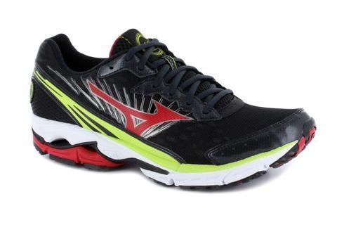 Mizuno Wave Rider 16 Кроссовки для бега мужские black