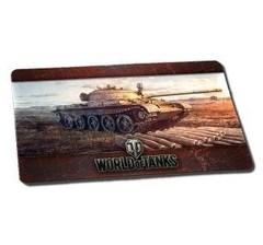 World of Tanks, коврик для мыши Т-62А (590x345x1 мм)