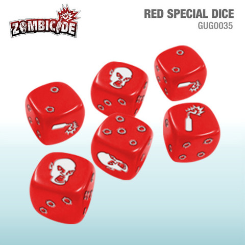 Red Special Dice