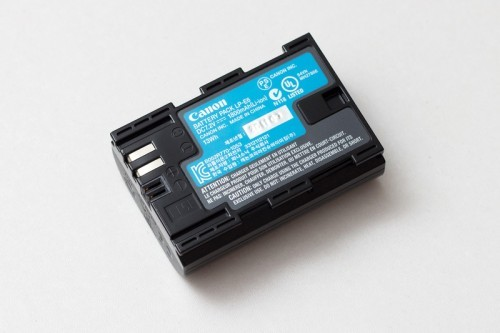 Аккумулятор Canon LP-E6 Original (Оригинальная батарея)