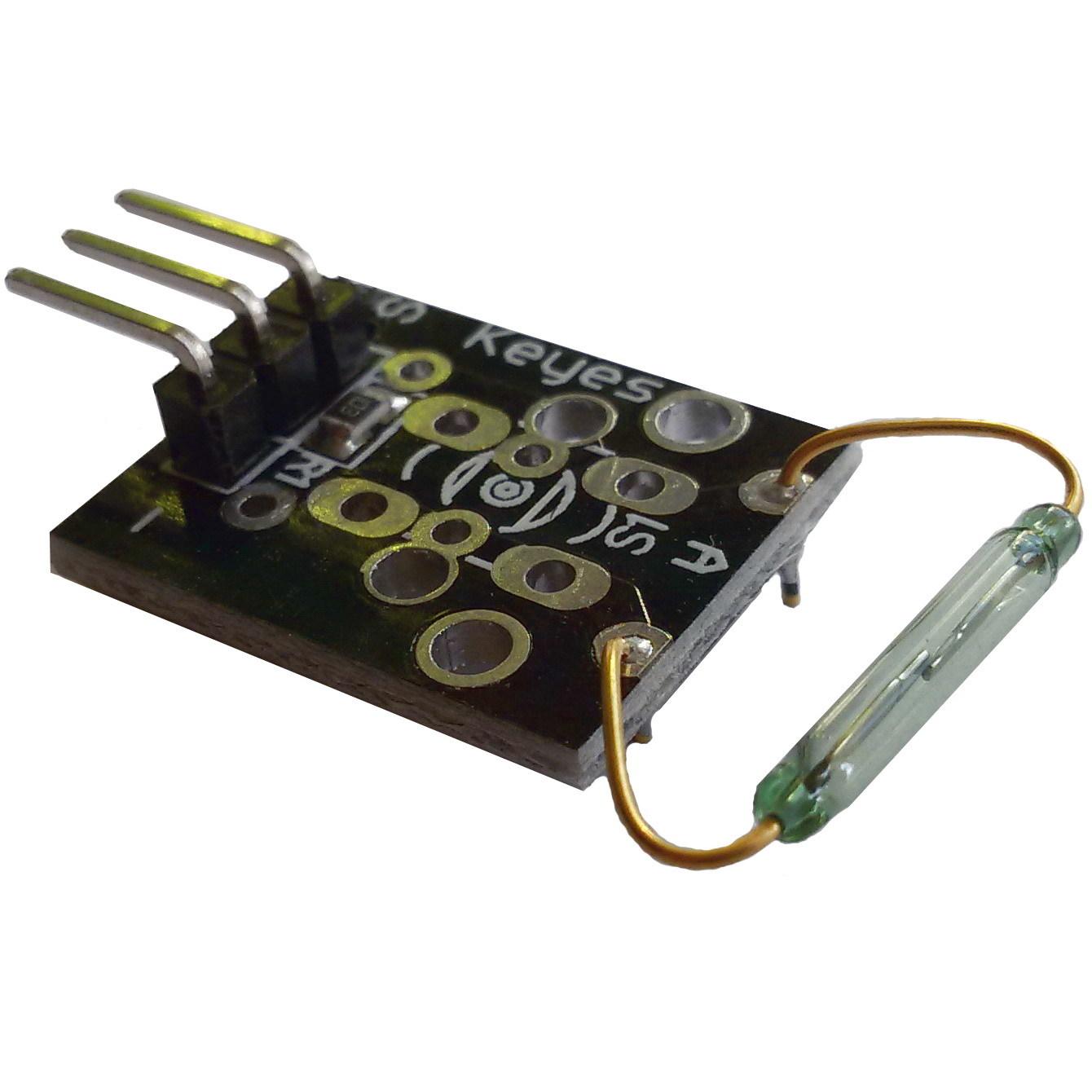 Модуль с герконом KY-021 MINI SWITCH