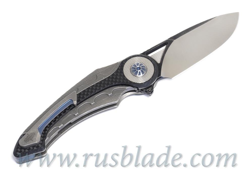 CKF/Grabarski Grzegorz (Kombou) BRAGGA knife
