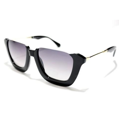 Солнцезащитные очки 9158002s Черные - фото