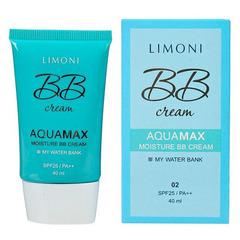 Mizon Watermax Moisture BB Cream - Супер-увлажняющий ВВ-крем