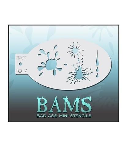 Трафарет BAMS 1017