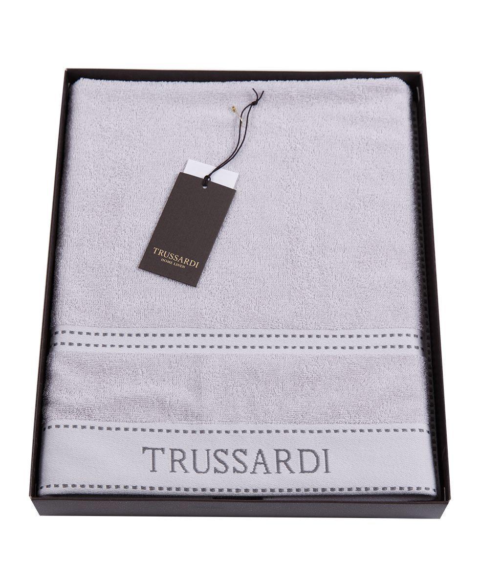 Полотенца Полотенце 100х150 Trussardi Ribbon Pearl grey polotentse-100h150-trussardi-ribbon-pearl-grey-italiya.jpg