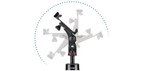 Штатив Joby GripTight PRO TelePod положения