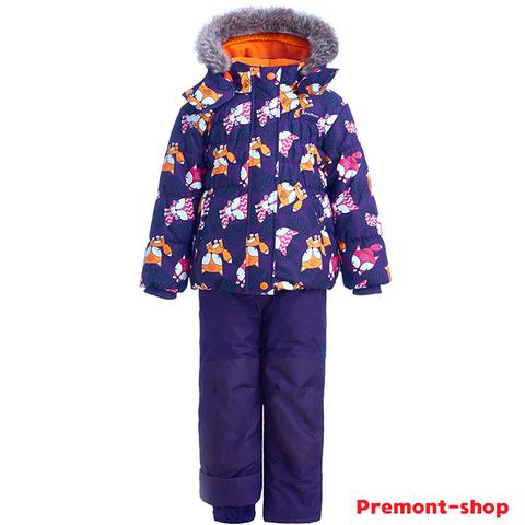 Зимний комплект Premont Рэд Фокс WP91254 PURPLE