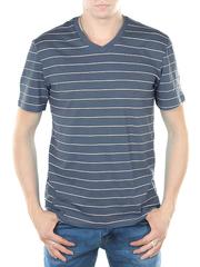52530-3 футболка мужская, серая