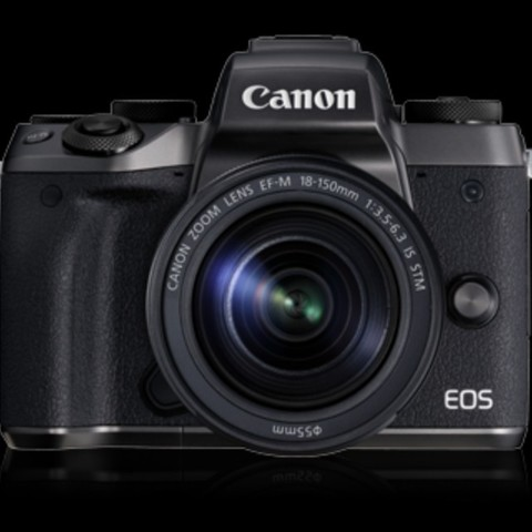 Canon EOS M5 Kit EF 15-45mm IS STM